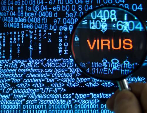 Virusproblemen ?